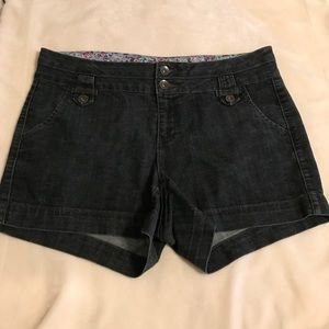 Pants - Boom Boom high waisted jean shorts